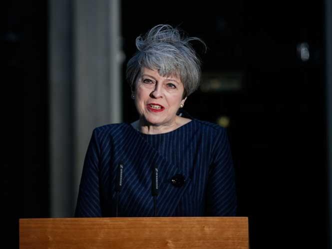 Theresa May anuncia elecciones anticipadas en Reino Unido