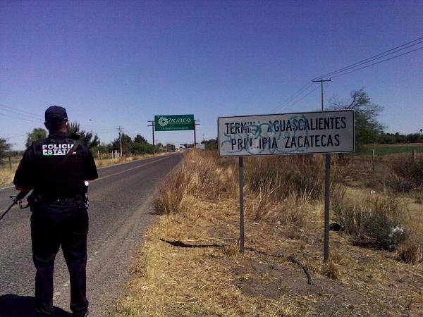 Tras fuerte balacera en Nochistlán, Zac., blindan Aguascalientes