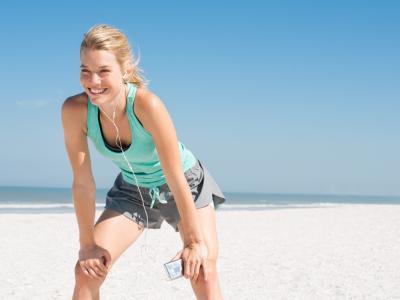 Hacer mucho ejercicio rejuvenece 9 años