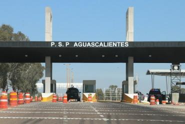 Reforzarán con tecnología puertas de acceso en Aguascalientes