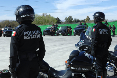 Por corruptos dan de baja a 10 elementos de la Secretaría de Seguridad Pública Estatal