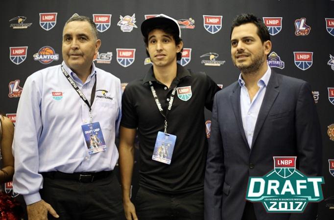 Alex Rodríguez y Jesús García son drafteados por Panteras de Aguascalientes