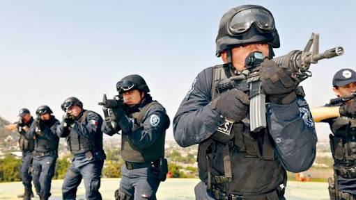 Aguascalientes recibe miembros de Unidades Especializadas de Combate al Secuestro