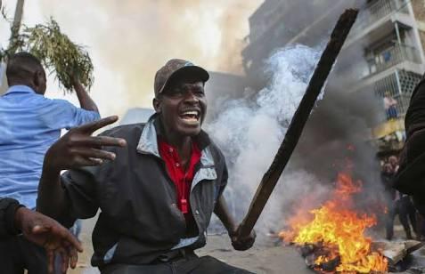 Kenia: Matan a niña de 9 años en violencia postelectoral