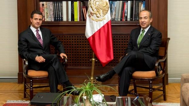 Calderón y EPN donaron dinero del erario a fundación de Rafael Márquez