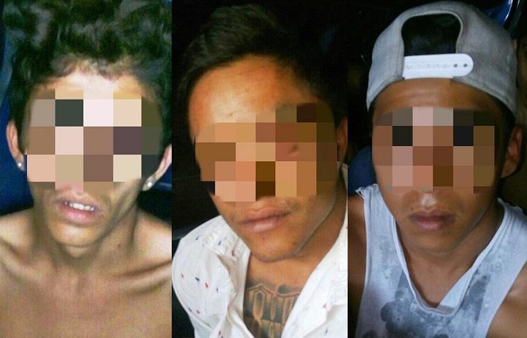 Desarticulan banda de presuntos ladrones a negocios en Aguascalientes