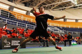 Dio inicio el VIII Abierto Internacional de Badminton en México