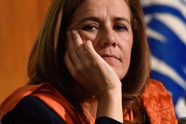 Frente Ciudadano no me entusiasma: Margarita Zavala