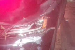 Muere hombre atropellado en la carretera 45 Nte. en San Fco. De los Romo