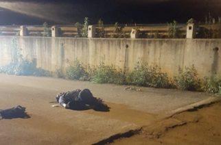 Arrollan y matan a ciclista en la carretera 45 norte en Rincón de Romos, Ags.