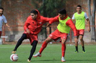 Necaxa tiene plantel para encarar los dos torneos: Luis Ernesto Pérez
