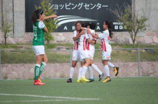 Centellas derrotan 1-0 a León en torneo de Liga Femenil