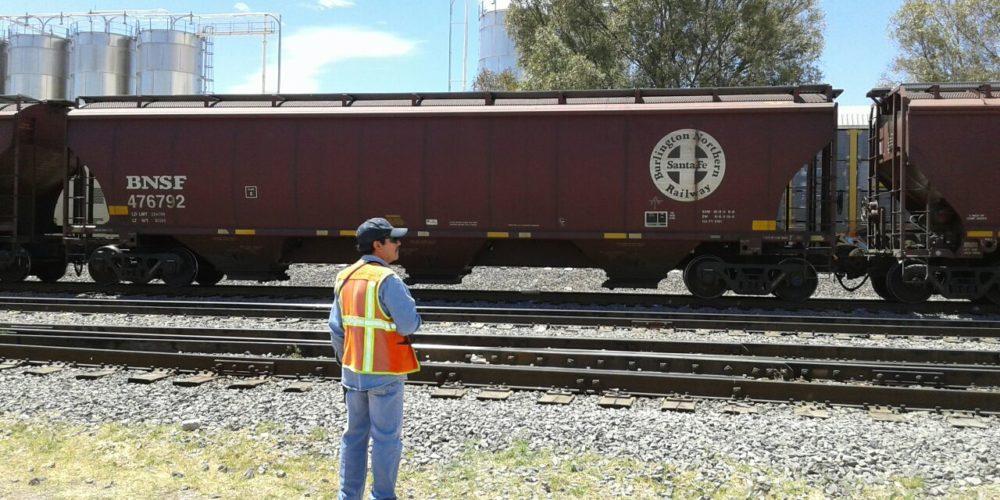 Encuentran 2 cuerpos sin vida en vagones que transportan maíz en La Chona