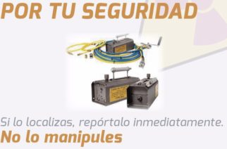 Buscan en Aguascalientes fuente radioactiva robada en Nayarit