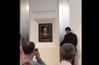 Subastarán obra de Da Vinci en 100 millones de dólares