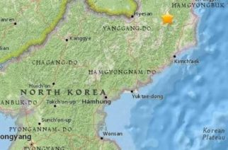 Detectado 4to sismo desde la 6ta prueba nuclear norcoreana