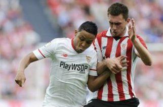 Cae Sevilla en su visita a Bilbao