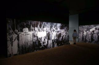 Abren en San Ildefonso 'El Che: Una odisea africana'