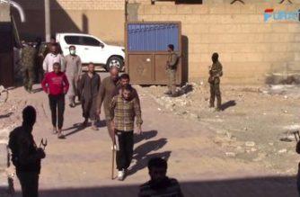 Raqqa queda libre de milicianos del Estado Islámico