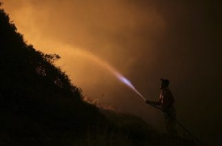 Renuncia una ministra portuguesa tras muertes en incendios