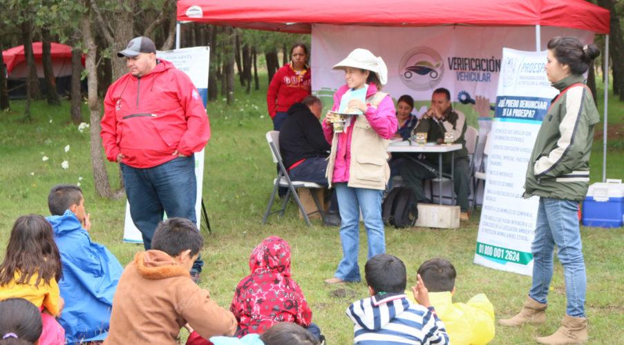 PROESPA participa en Feria de Desarrollo de Sustentable Scout Aguascalientes