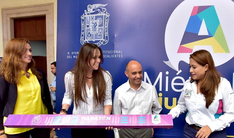 Aguascalientes será sede de maratón de alcance internacional