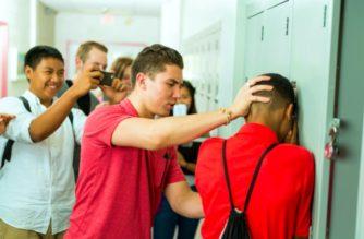 Recibió su merecido por hacerle 'bullying' a un niño