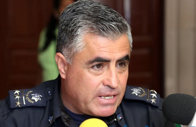 Continuarán rodando cabezas en la Policía Municipal: Martínez Romo