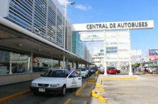 Lanzan programa para evitar abusos de taxistas en la Central Camionera de Ags.