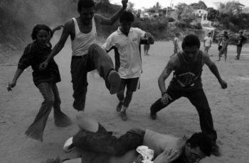 Pegan bandas juveniles en Rincón de Romos, Aguascalientes