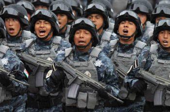 Refuerzan seguridad de Aguascalientes con 90 policías federales