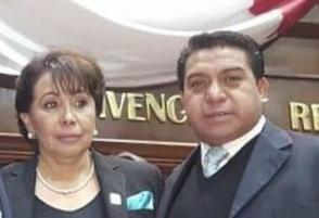 Asistente de diputada del PANAL en Ags tiene doble plaza y no trabaja
