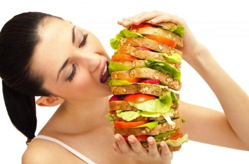 Aumentas de peso cuando cometes estos errores en tu alimentación