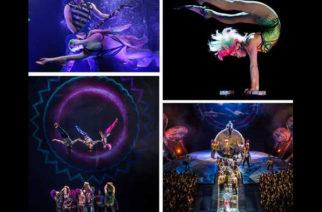 Cuento de ciencia ficción sirve al Cirque du Soleil para recordar a Soda Stereo