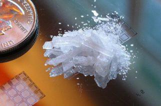 Decomisan3 mil dosis de Cristal en Pabellón