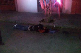 Asesinan a sujeto de dos balazos en Aguascalientes