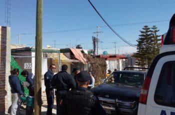 Asesinan a machetazos a un empleado de seguridad privada en Ags.