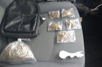 Detiene la Policía Estatal a narcomenudista en Lomas del Mirador, Ags
