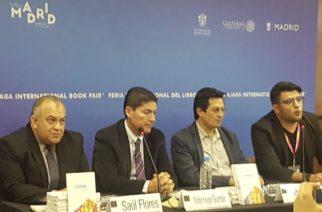 Universidad Las Américas presente en la Feria Internacional del Libro de Gdl