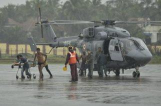 Un fuerte ciclón deja al menos 8 muertos en el sur de India