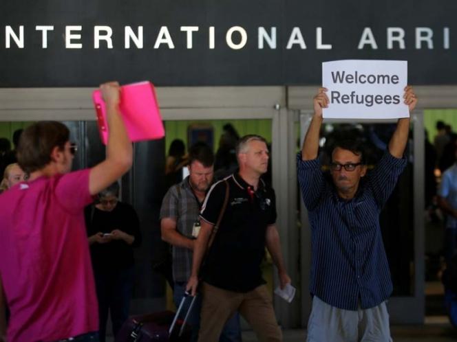 Se retira EU de pacto con ONU para protección de migrantes