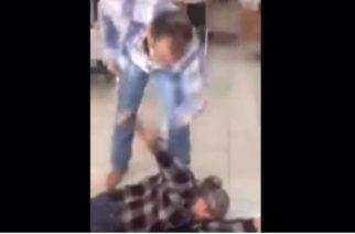Suspenden a juez de control que golpeó a una mujer