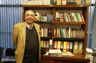 Combatir con vigor la injusticia y pobreza, plantea Rolando Cordera