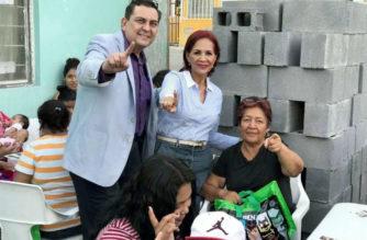 Suegra del Bronco se registra para ser alcaldesa de Santa Catarina