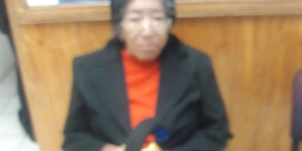 Policías Municipales de Aguascalientes auxiliaron a señora extraviada
