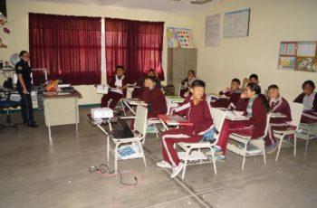 Policía Cibernética ofrece pláticas de prevención en escuelas