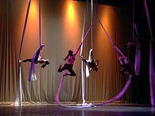 ICA invita al taller para bailarines, acróbatas y danza aérea