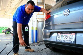 Modificarán verificación vehicular para automóviles que usen gas natural