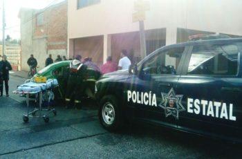 Perseguían policías a un ratero y chocaron con saldo de 3 heridos en Aguascalientes