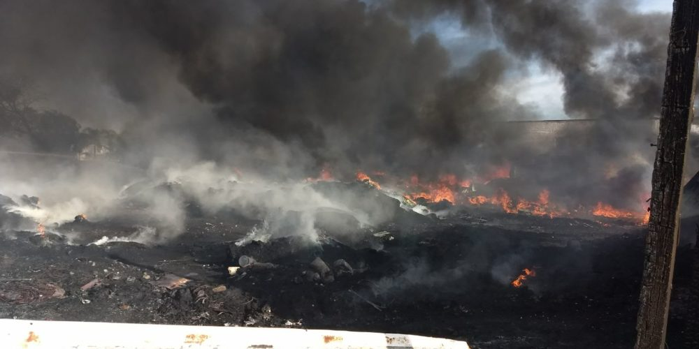 Se disparan incendios forestales de manera atípica en Aguascalientes: PC